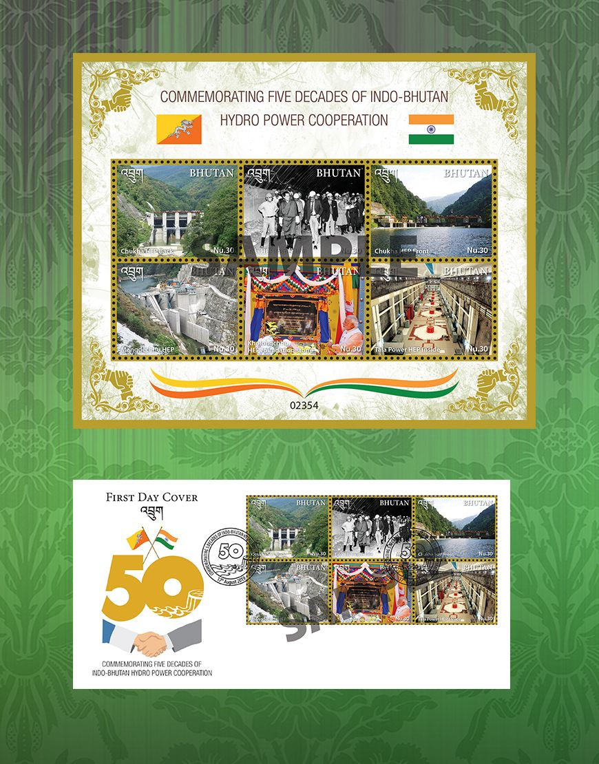 5 Decades of Indo-Bhutan Hydro Power Cooporation