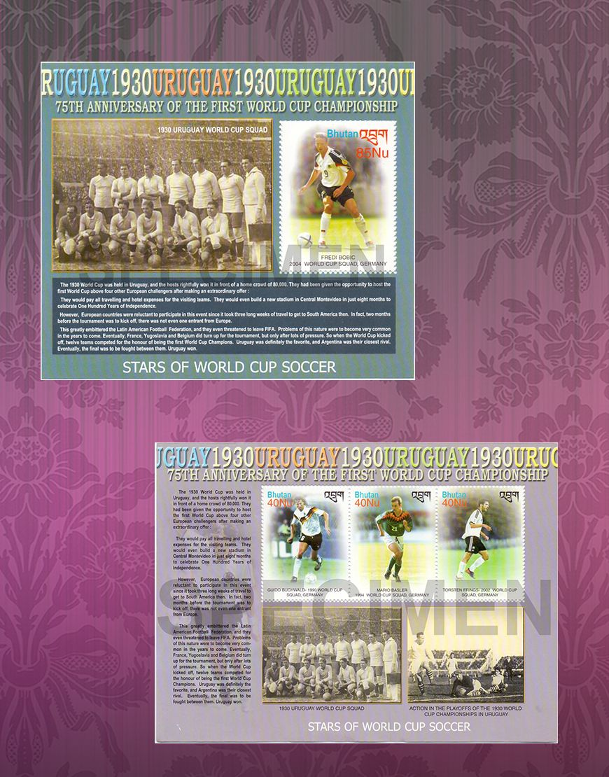 75th Anniversary of World Cup