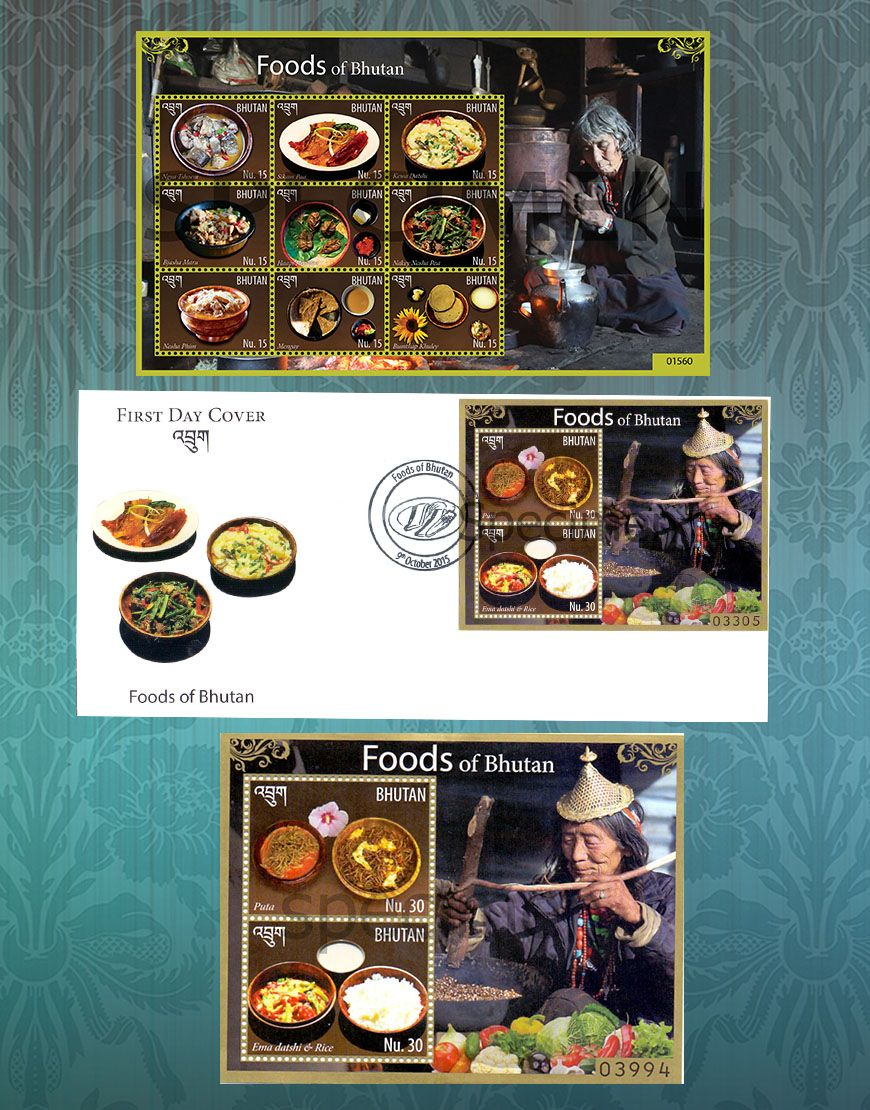 Foods of Bhutan