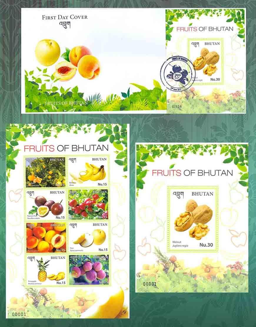 Fruit of Bhutan