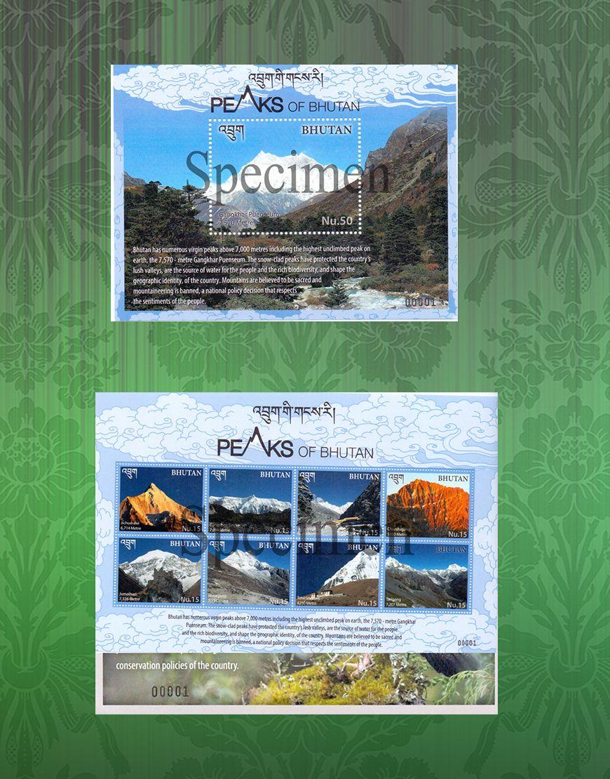 Peaks of Bhutan
